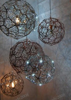 Wholesale Led Web Lights - LLFA85 Etch Light Web Copper by tomdixon