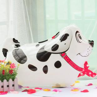 Walking Balloons Foil Animal Print Balloons Dog personalized walking balloons for baby as good toys printing colored delivery hot new sale