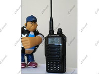 Wholesale Dualband Vhf - GLL220 Quansheng TG-UV2 Two Way Radio Dualband UHF AND VHF LCD Walkie Talkie Transceiver for