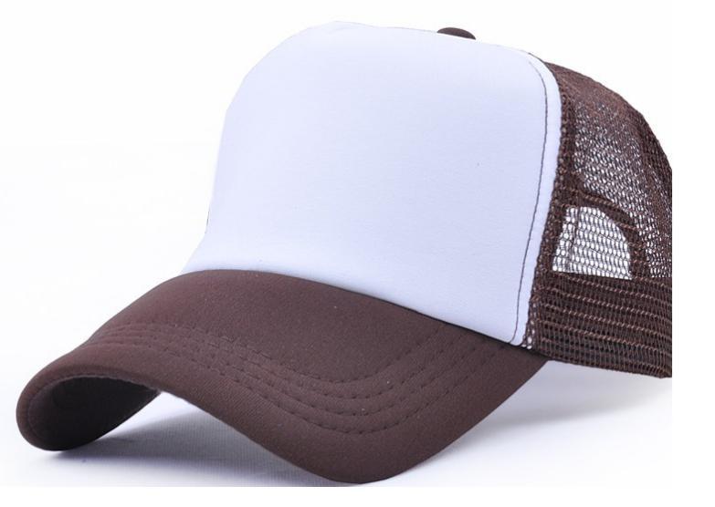 2015 Mesh cap hat men and women DIY custom logo cap hip-hop cap snapbacks cheap cotton