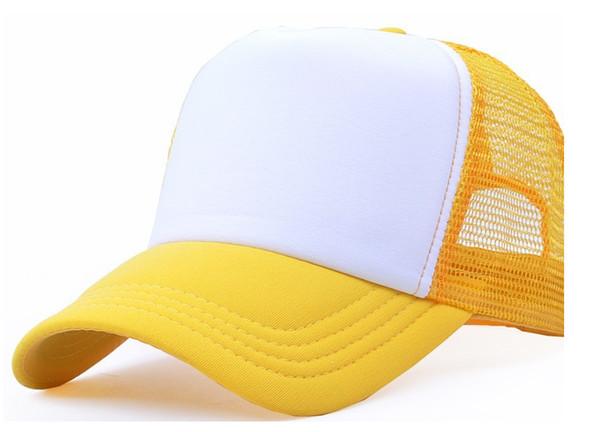 2015 Mesh cap hat men and women DIY custom logo cap hip-hop cap snapbacks cheap cotton 30pcs/lot