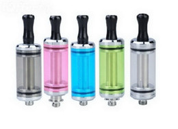 Wholesale Dct 6ml Ego Clearomizer - 6ml DCT giant clearomizer E-cigarette cartomizer super tank for ego ego-t 510