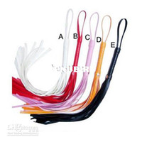 Wholesale Mini Sex Whip - Adult products sex toy Party Favor mini flogger whip PVC gothic bondage copslay free shipping 62026