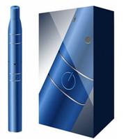 ingrosso penna conta-Ago G5 Herb Vaporizer Display LCD 650mAh Puff conta portatile stile penna secco Herb Vaporizzatore sigaretta elettronica E sigaretta E-cig