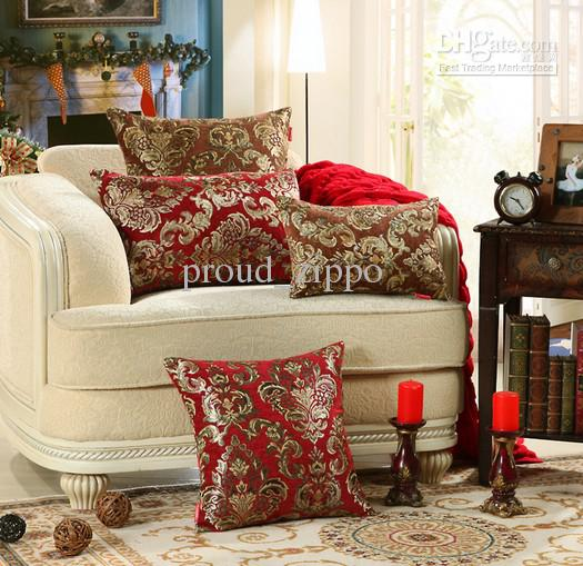 Classic Sofa U0026Amp; Couch Decorative Throw Pillows Covers Cheap Outdoor Seat  Cushions Out Door Cushions From Proud_zippo, $8.55| Dhgate.Com