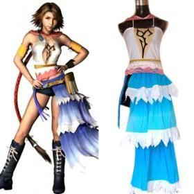 anime final fantasy cosplay final fantasy xii yuna womens performance costume cosplay costume cosplay shop sydney buy anime clothes from obsr