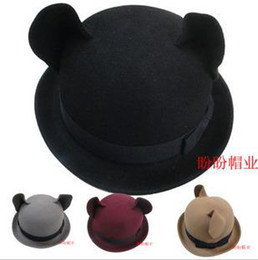 Wholesale Baby hats baby hats Baby Winter warmmer hats Cat ears hats Ears hats kid hats children hats
