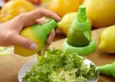 Creative Hand Fruit Spray Tool Juice Juicer Lemon Orange Watermelon Sprayer Squeezer Kitchen Tools