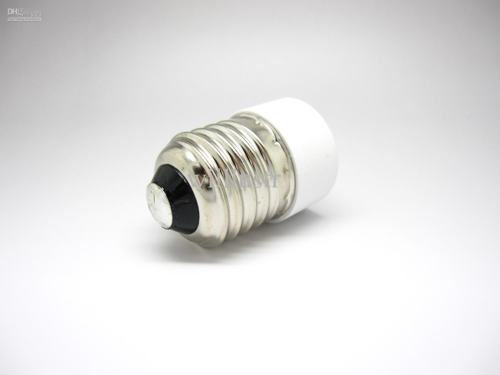 brand new E27 to E14 Lamp Holder Bases Converter Socket Light Bulb Lamp Holder Adapter Plug Extender ES to SES