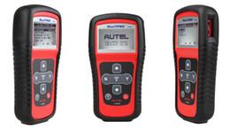 Wholesale Maxitpms Autel - AUTEL MaxiTPMS TS401 Professional TPMS Diagnostic Service Tool Unparalleled sensor coverage Interpret data online update