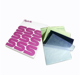 Wholesale Tattoo Stencil Copiers - Lot Of 10 sheets Tattoo Transfer Paper A4 Stencil paper Tattoo supply For Thermal Copier