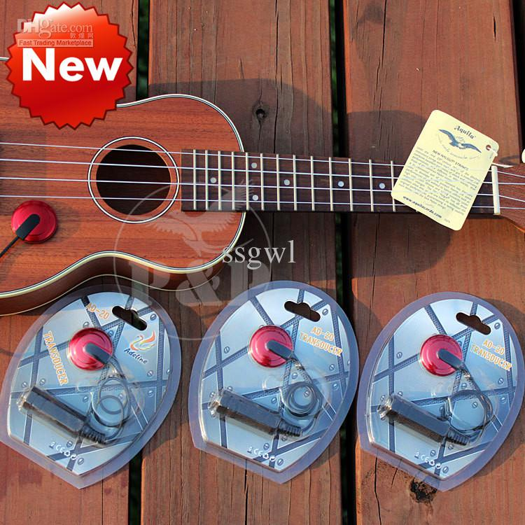 Ukulele Akustikgitarrenverstärker, Allgemeine Version Patch - Pickup AD - 20 Instrument