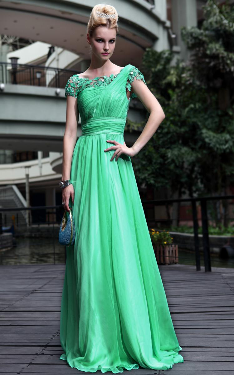 Custom Made Lace Applique Bead Sweetheart Ball Gown Prom Dresses No ...