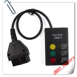 Wholesale Oil Service Tools For Car - New OBD2 OBDII Car Oil Inspection Service reset tool for E39 E46 E50 E52 E53 E38 Rover 75 Mini X5 Z4