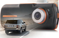 Wholesale Dashboard Camera New - car dvr 2013 New F90G H.264 Full HD 1920x1080P 20FPS Dual Lens Dashboard Car vehicle Camera Video Recorder DVR CAM G-sensor Rear Camera