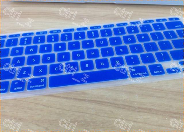 Neue Ankunft 10 Farben Weiche Silikon Tastatur Schutzfolie Abdeckung Haut für Apple MacBook Pro 13,3 / 15,4 17 zoll 13 zoll