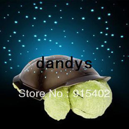 Wholesale Led Light Projectors Sale - Hot Sale Turtle Night Light LED Turtle Projector Lamp LED Kids Birthday Gifts LED Lover Gifts LE15