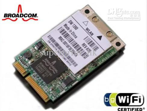 DELL 1390 WLAN MINI CARD DRIVERS DOWNLOAD