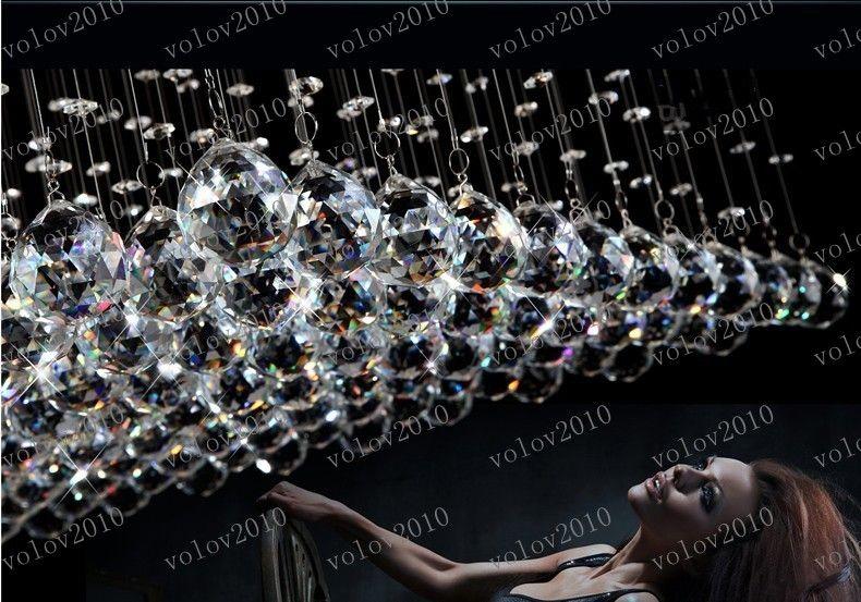 LLFA1167 Piramide Crystal Lamp Crystal Kroonluchter K9 zitkamer Crystal Lamp Pyramid Crystal Lamp