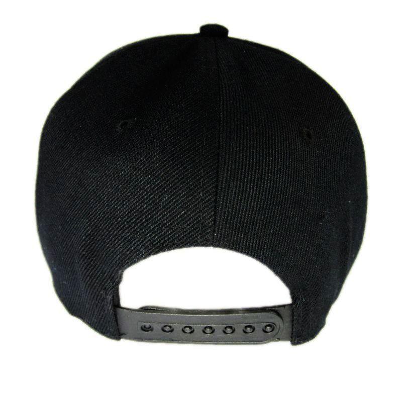 Baseball cap snapback heren pet hoed acryl 3D-letters klinknagel spikes geschroefd 1 stks veel ontwerp u keuze mode nieuw voor mannen vrouwen