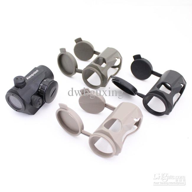 Drss Sight Rubber Cover For Aimpoint T1 BlackBK