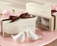 "Free shipping, KATE ASPEN wedding favors "" Love Birds In..."