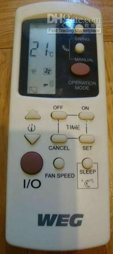 Galanz Air Conditioner Remote Control Gz 1002b E3 Air