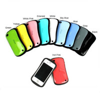 Wholesale Iface 4g - High Quality Korea Style Candy Color iFace Case For Iphone 4S 4G 4 200pcs DHL EMS Free Shipping