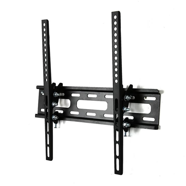 Hm003t black angle free tilt flat panel tv wall mount - Angled wall tv mount ...