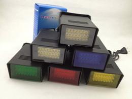 LED Flash lamp Party Disco Mini Strobe Light DJ Lighting 5 colori per la scelta da strobe dj fornitori