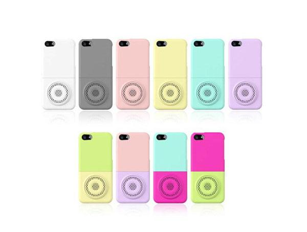 c4c3f11644c Identity Will IFace Speaker Case For IPhone 5 5G Enhance Volume Amplify  Output Share Music With Your IPhone Factory Supply From Korea Latest  Bedazzled ...