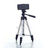 штатив для samsung оптовых-Портативный мини-штатив + универсальный противоскользящий держатель для мобильного телефона с зажимом для смартфона iPhone HTC HTC Digital Camera