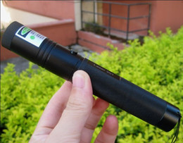 Wholesale Green Laser Pointer Focus - Professional Powerful 5000 532nm high power green laser pointers can focus burn match pop balloon +charger with safe keys free shipping