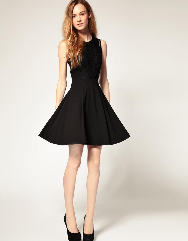 Wholesale Western Fashion Elegant Women\'s Party Dress Lace Dress ...