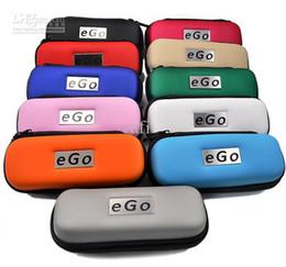 Wholesale Hottest Ego Case Zipper - DHL Free Ego bag ego case ego zipper carry case for electronic cigarette hot item By rafi 50pcs