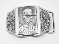 Wholesale Lighter Belts Buckles - Skull Lighter Belt Buckle