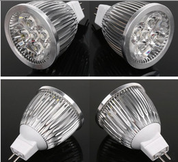 Wholesale High Power 5w Dimmable Mr16 - Dimmable High Power GU10 E27 MR16 B22 E14 5W AC85-265V LED Light Bulb Downlight