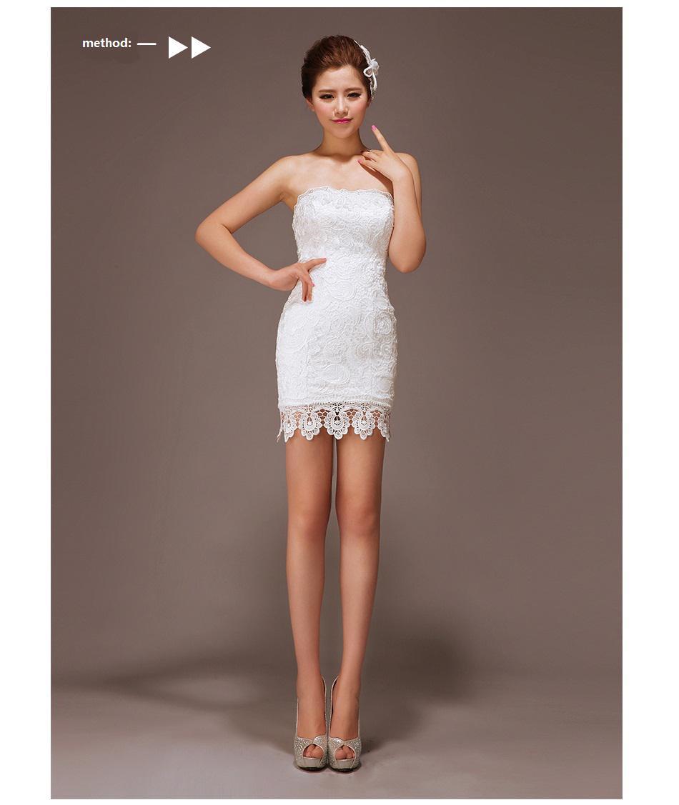 Nieuwe aankomst! 3 dragen van kleding methoden afneembare trouwjurk een lijn hoge kwaliteit bruids strapless kant tule zomer trouwjurken
