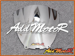 Canada Pare-brise Addmotor pour Yamaha YZF600R YZF-600R YZF 600R 1996-2007 96-07 Bubble Electroplate Windscreen WS3082 Offre