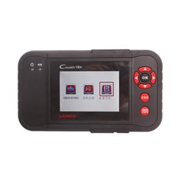 Wholesale X431 Launch For Sale - Original Launch X431 Creader VII+ CRP123 With Multi-Language Diagnostic Instrument Creader 7+ Code Scanner 2016 Sale