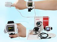 Wholesale Digital Blood Monitors - CE OLED CMS50I Digital wrist pulse oximeter,spo2 monitor,finger probe,blood oxy