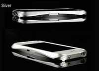 Wholesale Iphone Deff Case - Deff Cleave Aluminum Metal Case Bumper Shell Frame Case for iphone 4 4G 4S