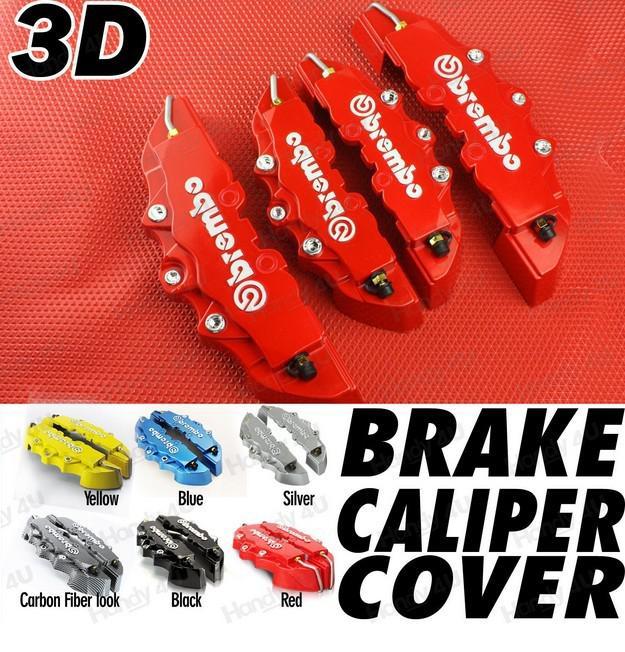 2019 3D Brembo Brake Caliper For Dodge Caliber Charger Ram 1500 Red From Donaldmall, $16.27 ...