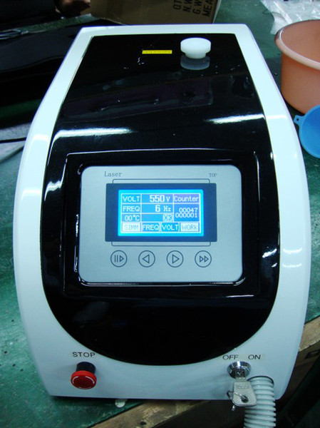 1064nm &532nm Q Switch Nd Yag Tattoo Removing Pigmentation Removal Laser Beauty Machine for Scar Acne Removal