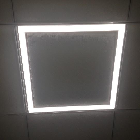 2019 New Design 36w 600mm600mm Led Frame Panel Light Ceiling Light