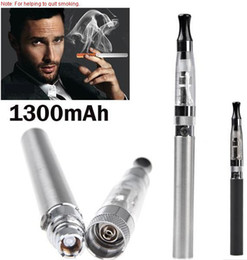 Wholesale Ce6 Rechargeable - Smoking 1300mAh ego battery USB Rechargeable Healthy E-Cigarette 1.6ml ce4 ce5 ce6 ce8 ce10.EGO