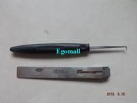 ferramenta abridor de cadeado venda por atacado-Lishi bloqueio Picaretas HU66 (2) VAG 2nd Gen .. FERRAMENTA FERRAMENTA fechadura da porta abridor de fechadura ferramenta O257
