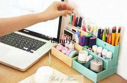$enCountryForm.capitalKeyWord NZ - Free Shipping DIY PAPER Mini cafe Storage Foldable Box Colour Multifunction Box in Box Fashion Korean Gift Wholesale