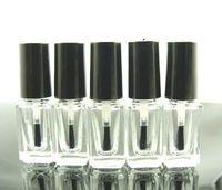 Wholesale 5ml Empty Polish Bottles - 5ml free shipping 25pcs lot factory wholesale empty nail polish bottle