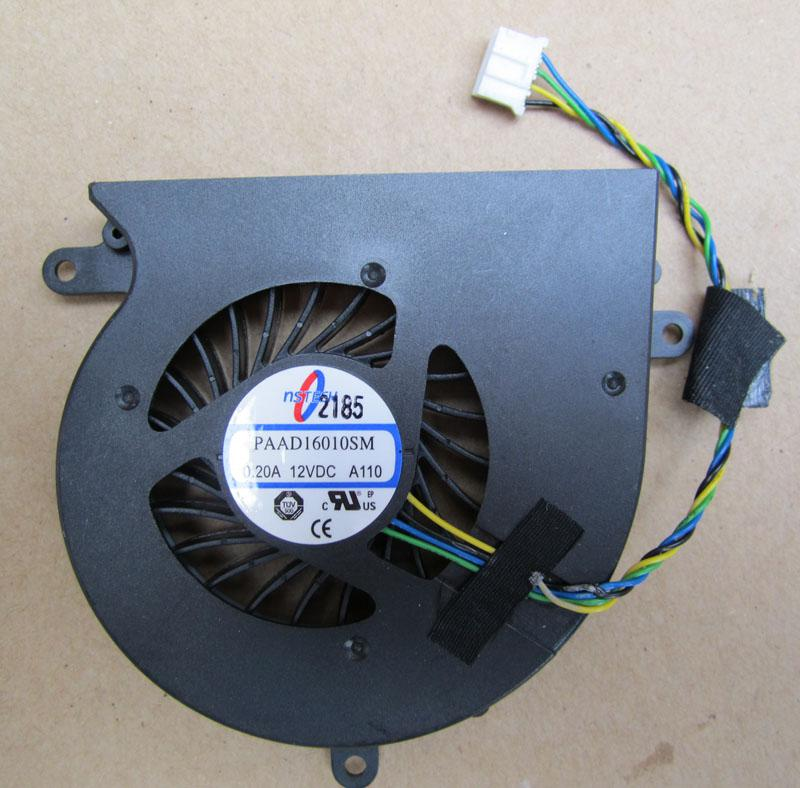 2018 Original Laptop Fan Paad16010sm 12v 0.20a 4p Plug From ...